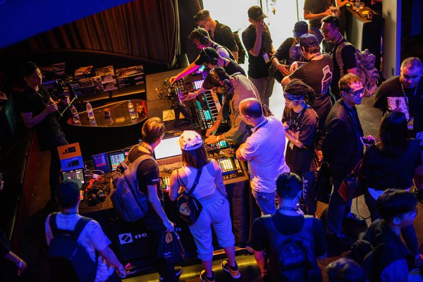 Wired Music Week 2019 welcomed a cumulative crowd of over 1000