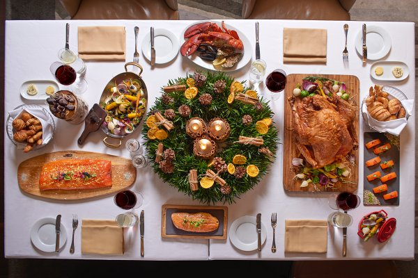 10 Best Christmas Day Dinner Ideas in Kuala Lumpur 2019