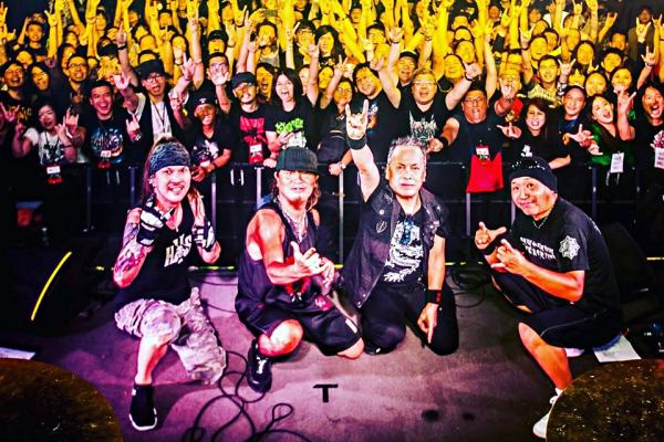 Legendary Japanese heavy metal icon Loudness returns to KL with highly anticipated Rise To Glory Tour