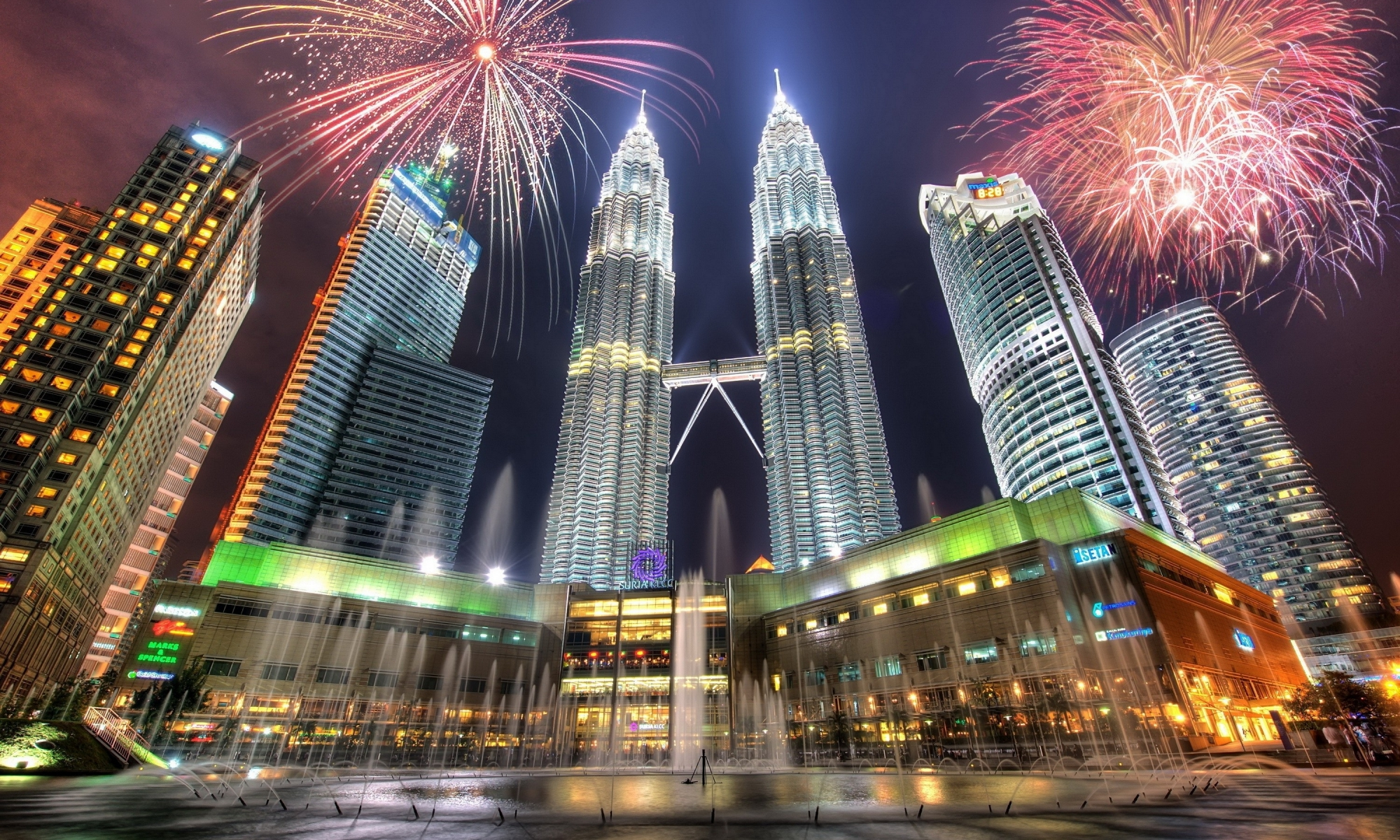 16 Parties to Celebrate New Year's Eve in Kuala Lumpur 2018