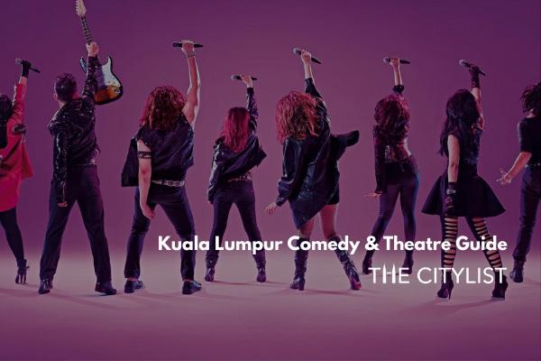 Kuala Lumpur Comedy & Theatre Guide 6 November 2019