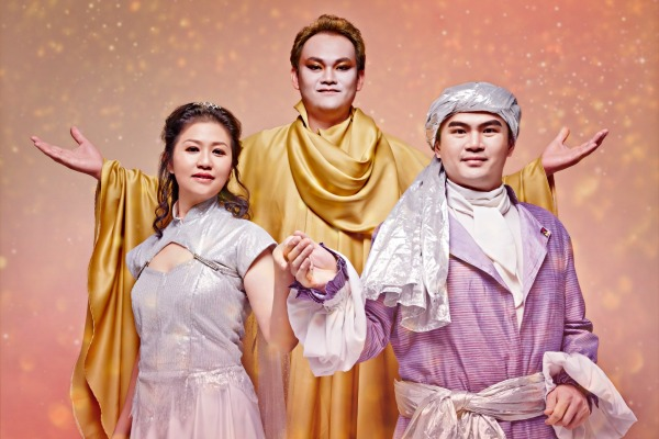 KL City Opera hosts Mozart's famous Die Zauberflöte (The Magic Flute) at KLPac