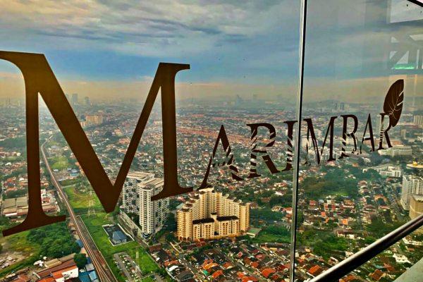 Discover Marimbar's awesome rooftop experience overlooking Petaling Jaya