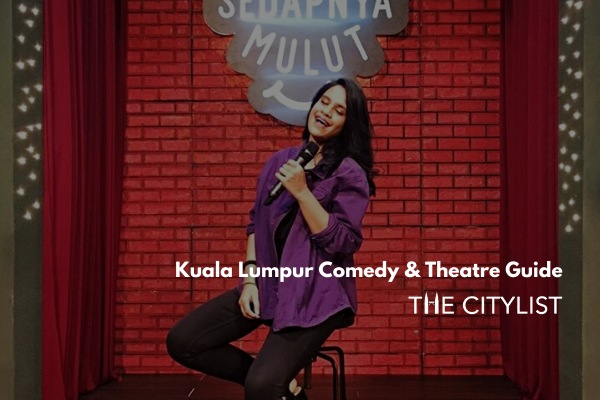 Kuala Lumpur Comedy & Theatre Guide 20 November 2019