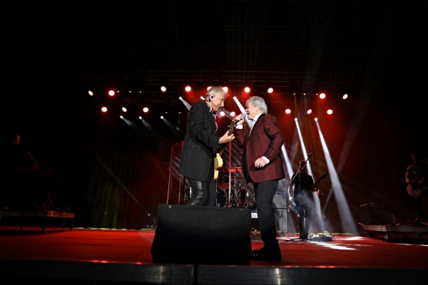 Air Supply Live in Malaysia 15 December 2019 Arena of Stars, Genting Highlands
