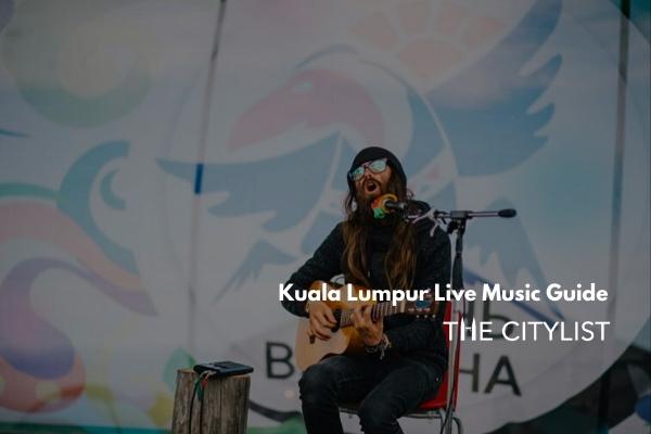 Kuala Lumpur Live Music Guide 4 December 2019