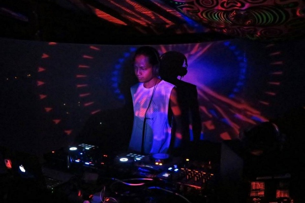 Altered Vision celebrate 5 year anniversary at Le Noir KL