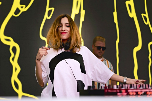 Substance finishes 2019 in Le Noir KL withBulgaria's new techno promise, Gabriella Vergilov