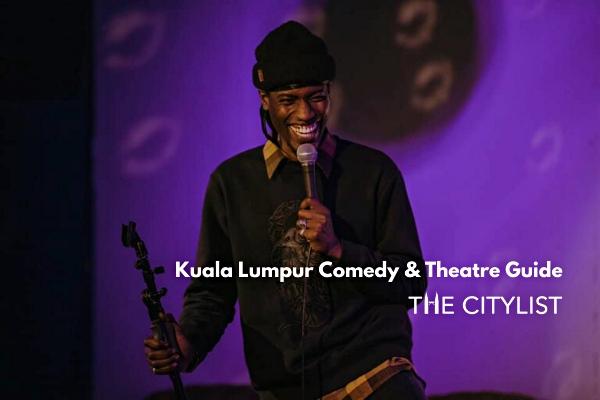 Kuala Lumpur Comedy & Theatre Guide 18 December 2019