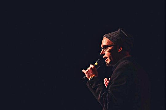 Comedian Matt Davis makes a return to Crackhouse Comedy Club in Kuala Lumpur