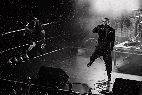 Los Angeles trio FEVER 333 set for One Night Only Concert at The Bee