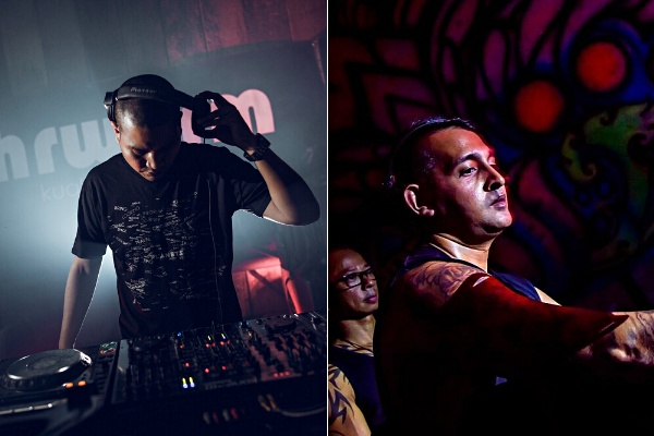 Tech Noir Returns this Friday at Le Noir KL with Alam & Kuma