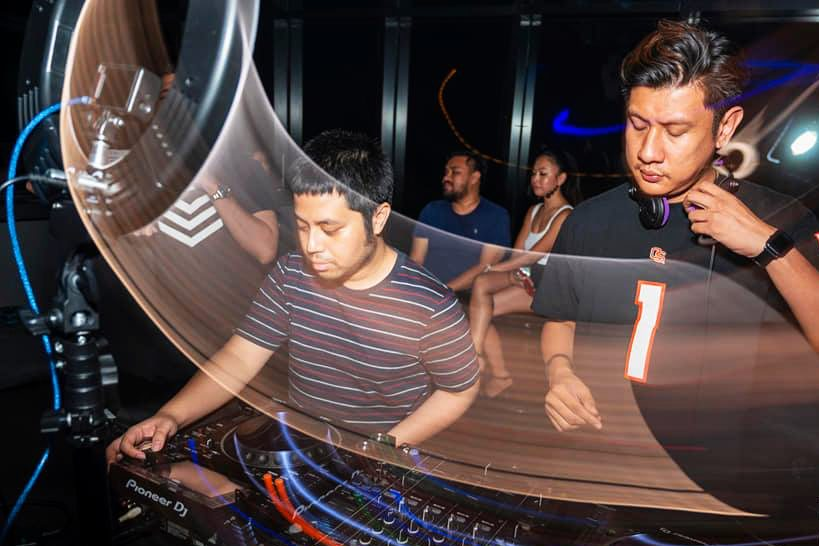 The Journey Continues with Malaysian DJ Collective Beatmilitia's Monthly Fight Club at Le Noir