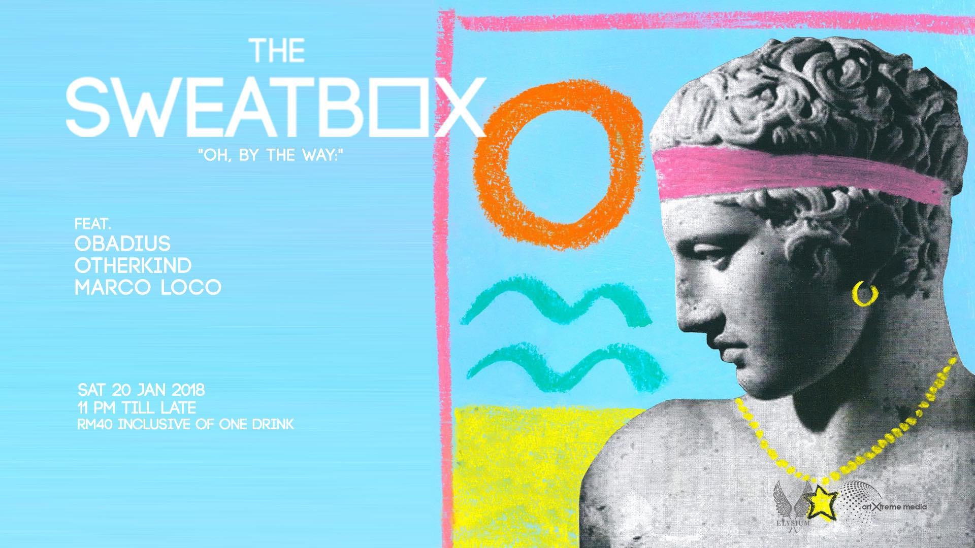 Marco Loco Sweatbox Jan 20 2018