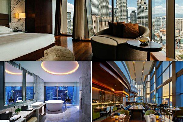 Grand Hyatt Kuala Lumpur Launch Staycation Deals & 50% off Afternoon Hi Tea