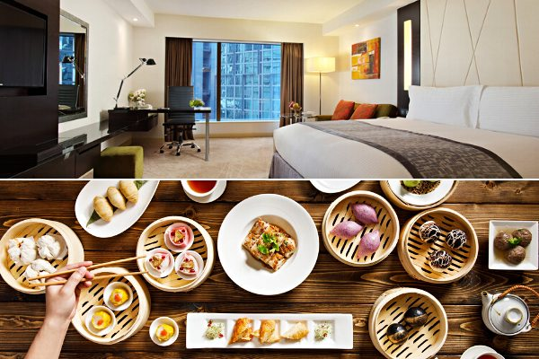 InterContinental Kuala Lumpur introduce Staycation Package + RM99 Eat Non Stop offer