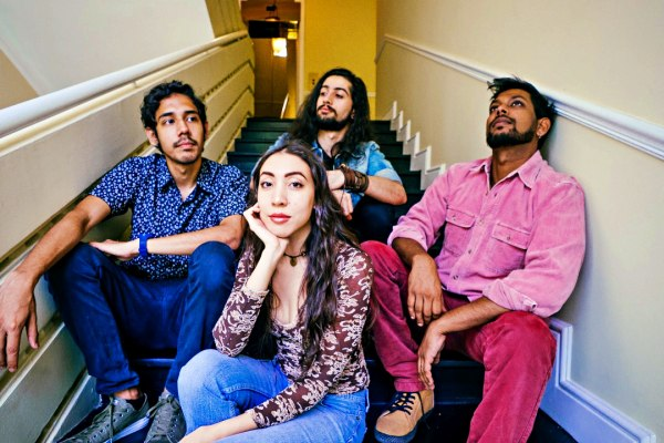 Billie Blue and The Nowhere Men talk new song release and the inspiration behind it