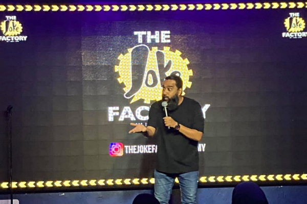 The Joke Factory Publika Returns With a Packed Week Ahead Of Shows