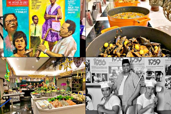 """Hilton Petaling Jaya Review 2021:  """"Lagenda P. Ramlee"""" Ramadan Buffet"""