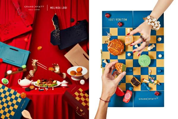 Grand Hyatt Kuala Lumpur rediscovers Mooncake Festival with Fashion designer Melinda Looi