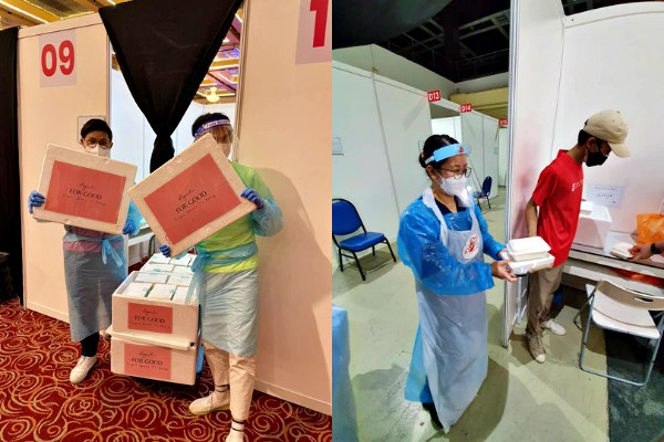 """Agrain continues donation campaign with """"Roll Up Your Sleeves with Agrain"""""""