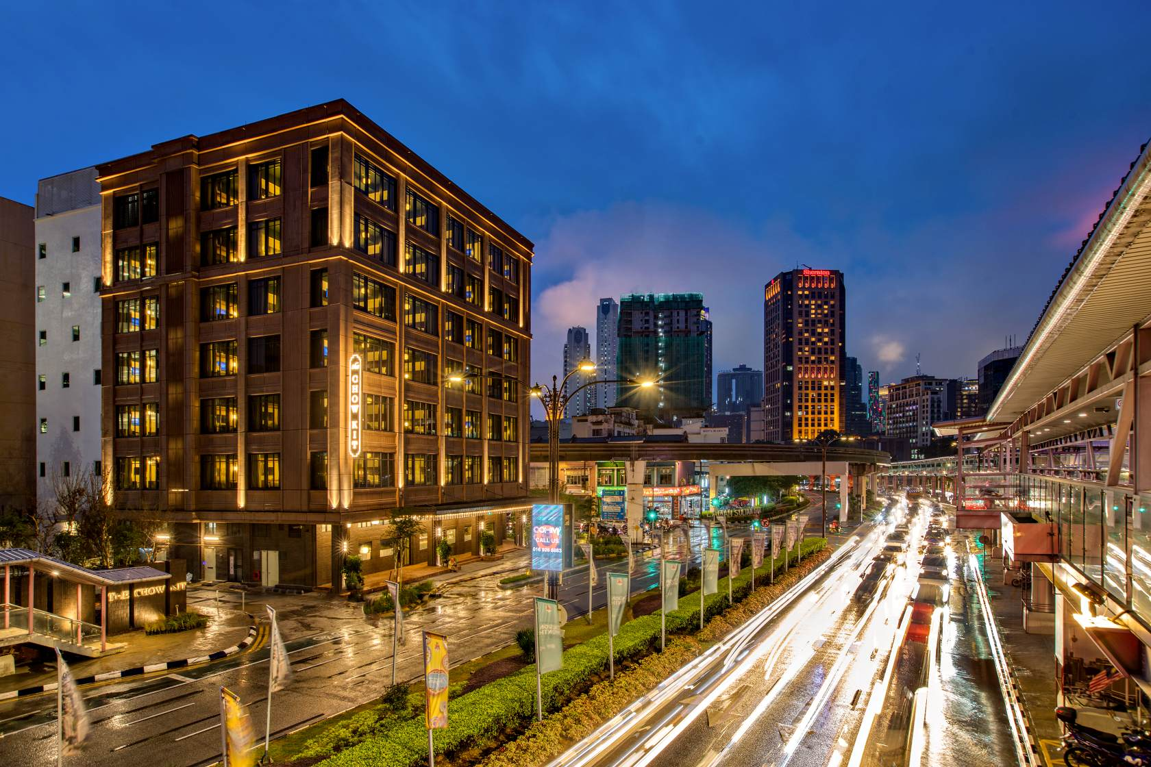 The Chow Kit hotel puts Malaysia on the map with two new awards