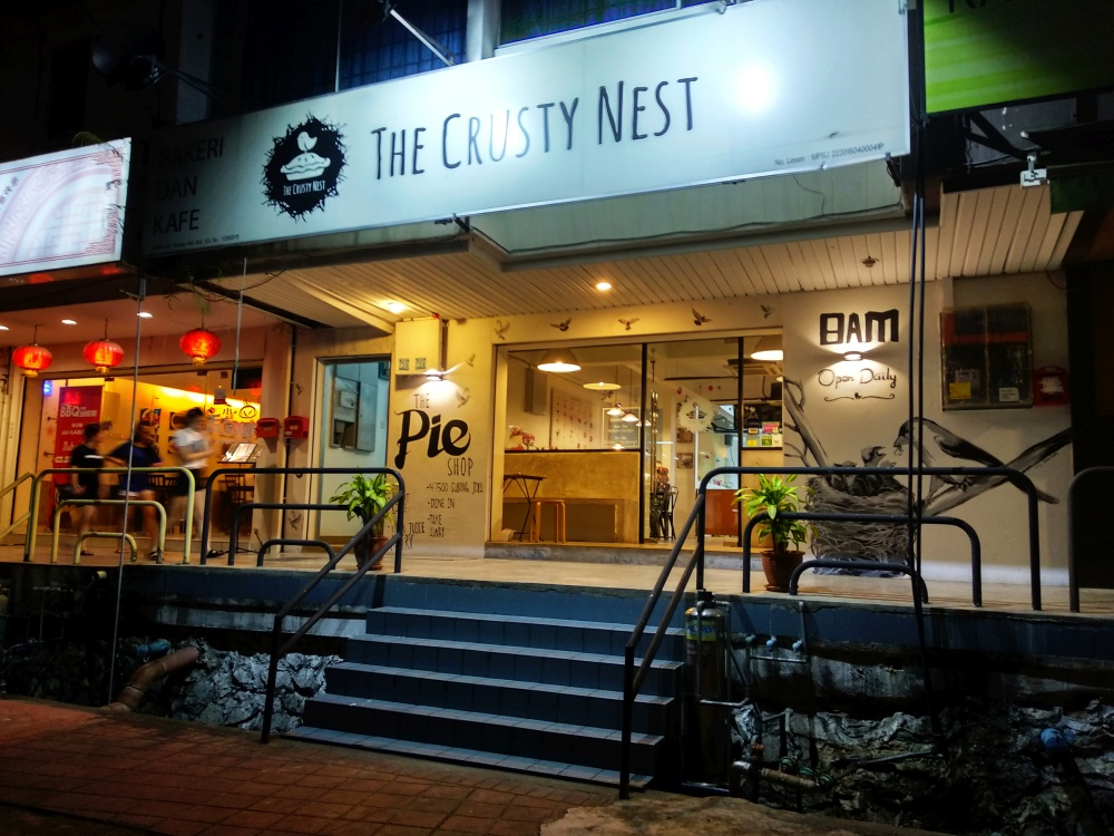 The Crusty Nest Restaurant Review