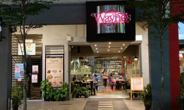 Wayne's Cafe Review
