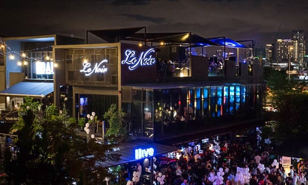 House Music returns to Le Noir KL Roof 6-7 2018