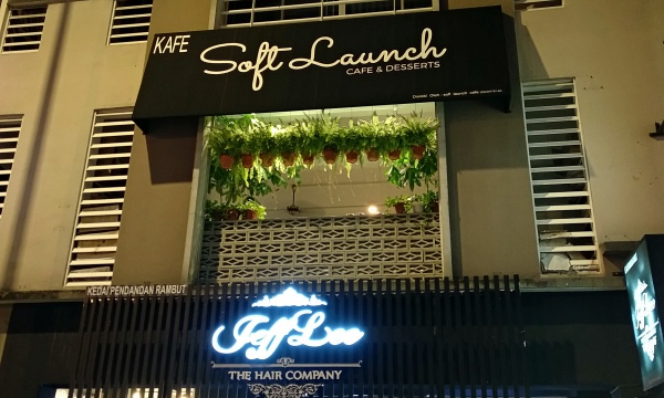 Soft Launch Cafe Review
