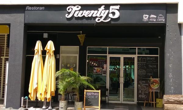 Twenty5 Restaurant Sri Petaling Review