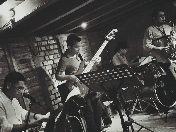 Preview to Borneo Jazz No Black Tie 8 May 2018
