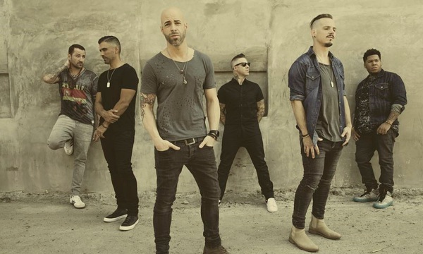 Daughtry Live in KL 13 July 2018