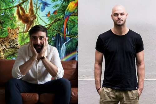 Crazy Sunday presents Stefano Ritteri & Oliver Osborne at Pisco Bar KL 22 July 2018