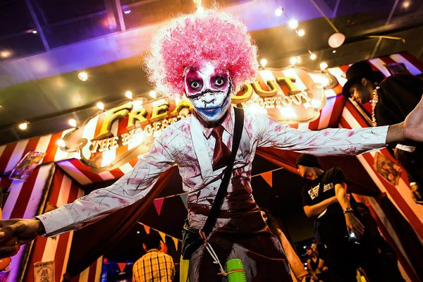 9 Halloween Parties in Kuala Lumpur you should consider