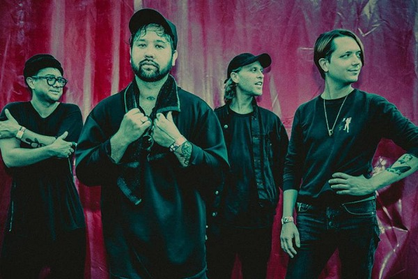 Unknown Mortal Orchestra Live in KL at The Bee 25 September 2018
