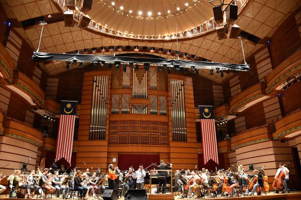 Malaysian Philharmonic Orchestra does Mozart The Final Symphonies 22-23 September 2018