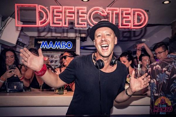 Cafe Mambo on Tour ft Erik Hagleton Marini's on 57 5 October 2018