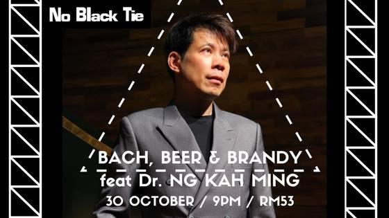 Kuala Lumpur Nightlife : Dr Ng Kah Ming at No Black Tie