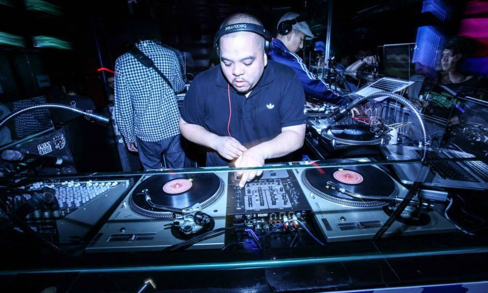DJ Shortkut (US) with AKu Ash & Nahsyk at KYO KL