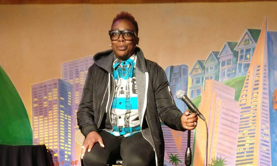 Gina Yashere appears at Crackhouse Comedy Club KL on 9 & 10 February 2018