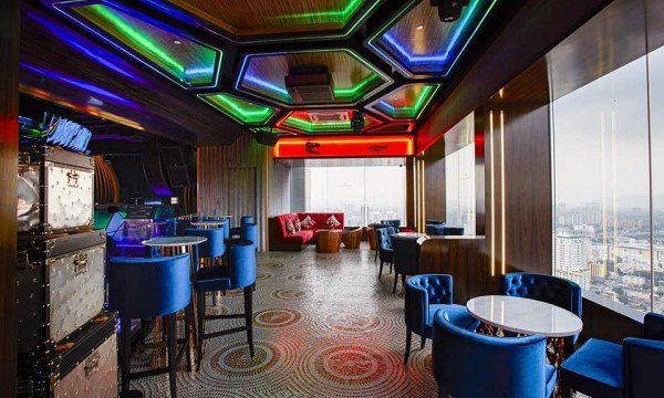 Deep Blue at The Face Suites - Kuala Lumpur Rooftop Bars You Need To Know About In 2020! | The City List