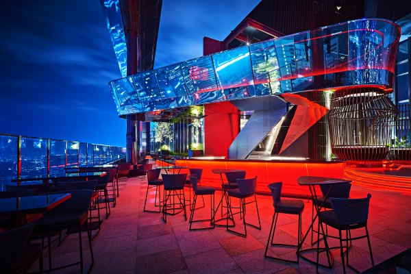 Blue at EQ - Kuala Lumpur Rooftop Bars You Need To Know About In 2020! | The City List