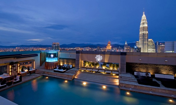 Luna Bar Off Jalan P Ramlee - Kuala Lumpur Rooftop Bars You Need To Know About In 2020! | The City List