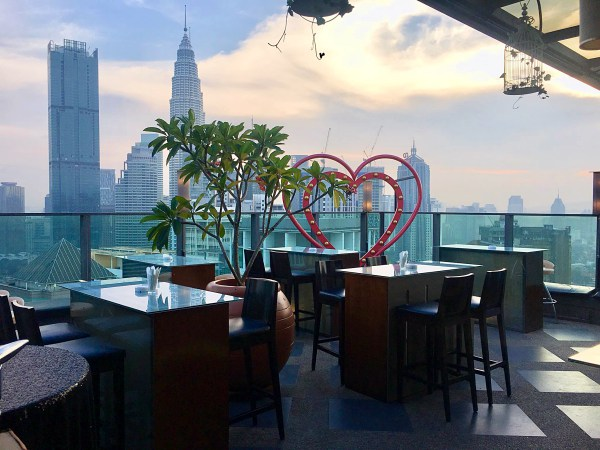 Roofino Skydining & Bar - Kuala Lumpur Rooftop Bars You Need To Know About In 2020! | The City List