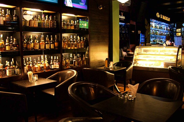 The Whisky Bar Bukit Bintang - 16 of The Best Bars to Check Out in Kuala Lumpur for 2018!