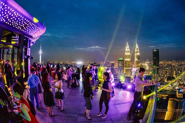Vertigo at Banyan Tree - Kuala Lumpur Rooftop Bars You Need To Know About In 2020! | The City List