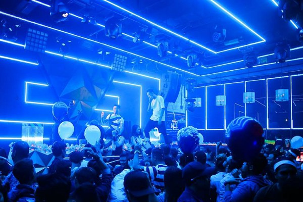Vibes Club TREC KL. 11 Best Nightclubs in Kuala Lumpur for 2018! | The City List